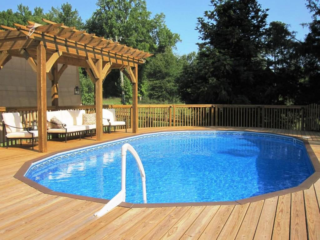 Modern Pool Decks Design Ideas On a Budget